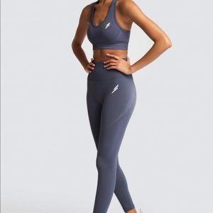 DOYOUEVEN Hyperflex Seamless Leggings (Charcoal)